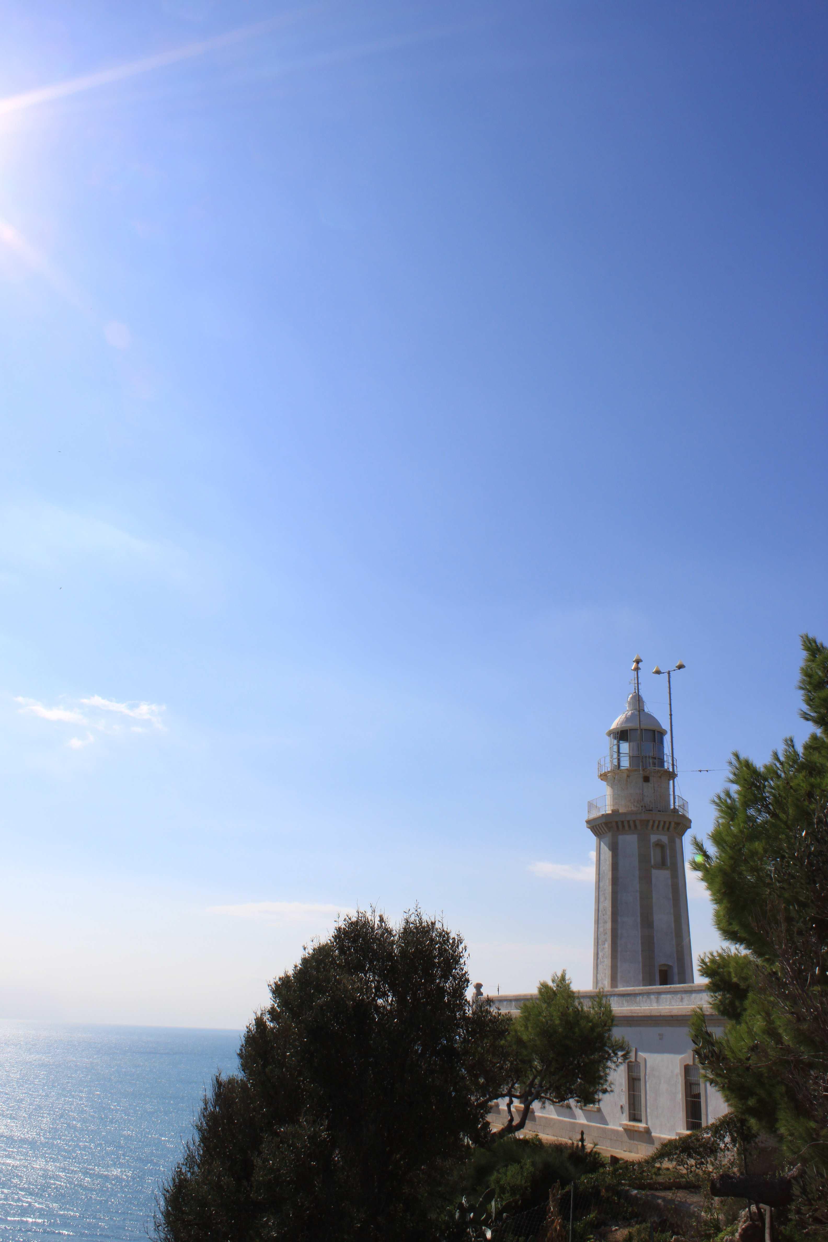 El faro de Cabo de la Nao, Javea